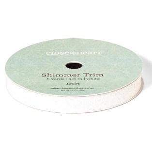 white-shimmer-trim